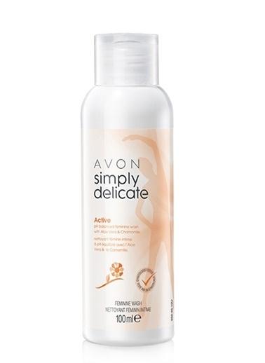 Avon Simple Delicate Hijyenik Bölge Temizleyeci Renksiz